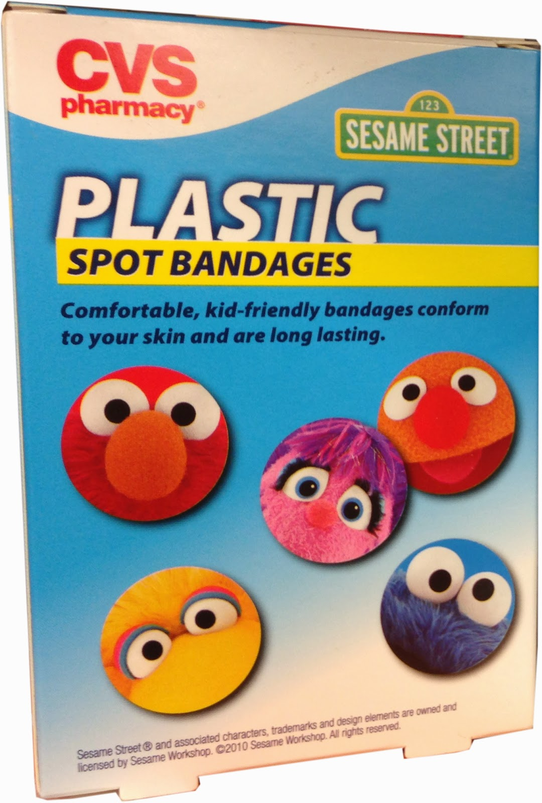 Cvs Sesame Bandages Muppet Stuff