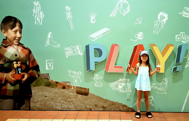 Play! exhibit at the autry museum