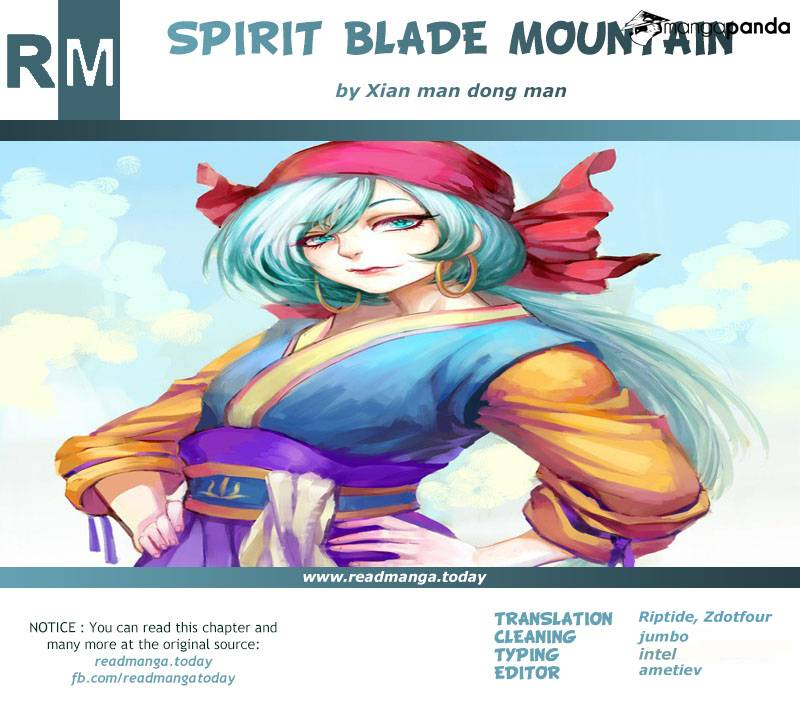 Spirit Blade Mountain - Chapter 55