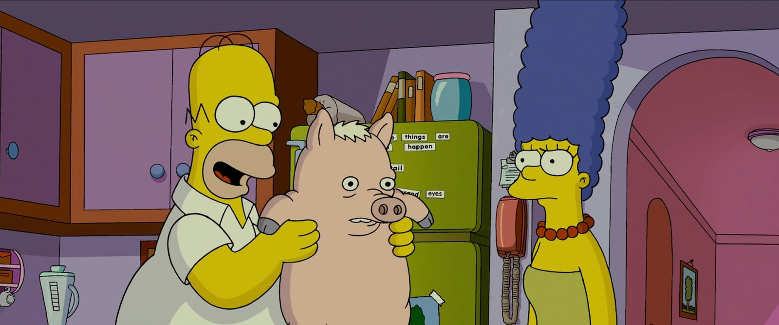A Film A Day The Simpsons Movie 2007