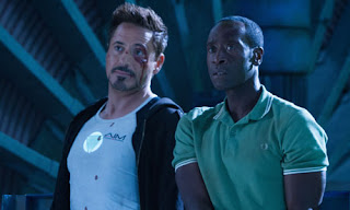 Robert Downey Jr. Iron Man 3 Don Cheadle Marvel