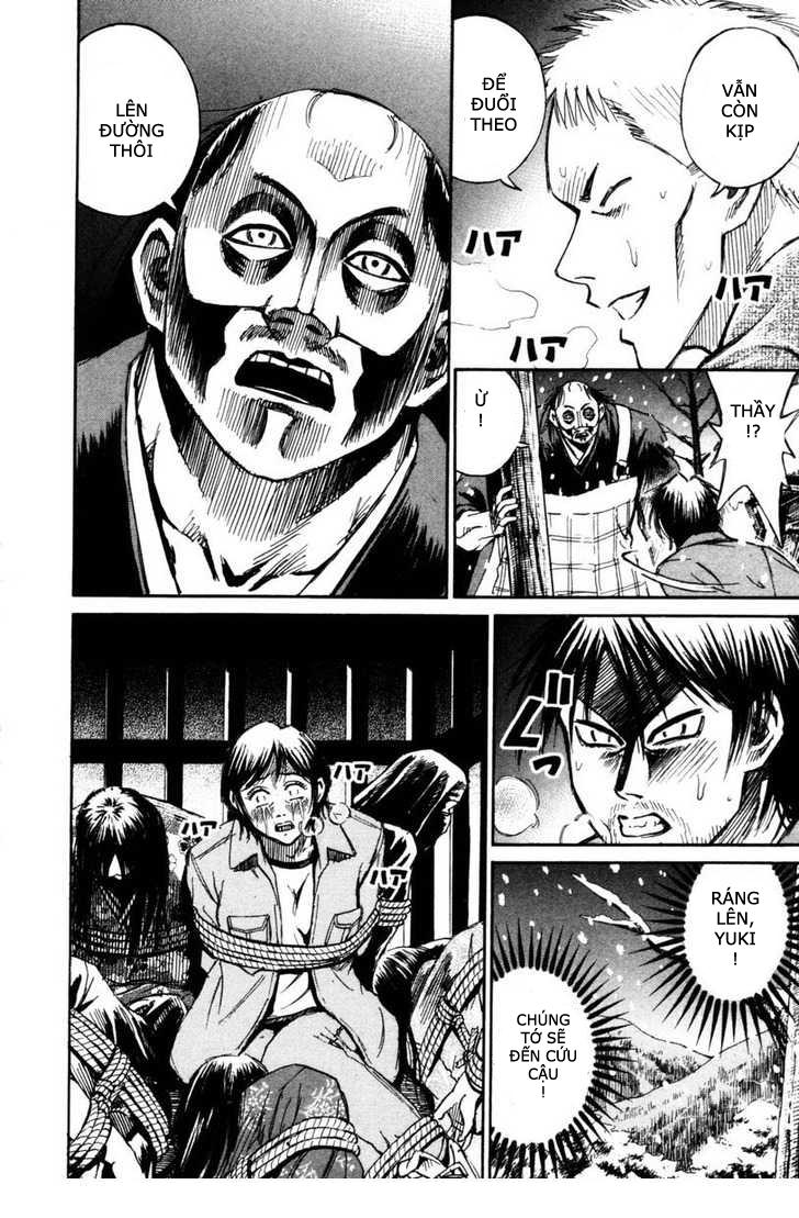 Higanjima chapter 70 trang 22