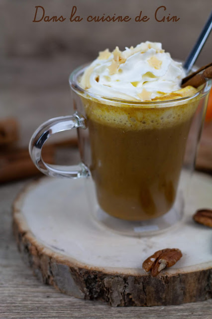 Butternut spicy latte 2