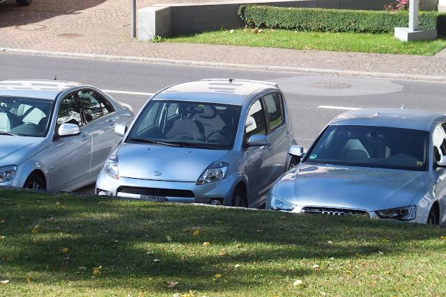 parking-lot-liechtenstein ファドゥーツの駐車場