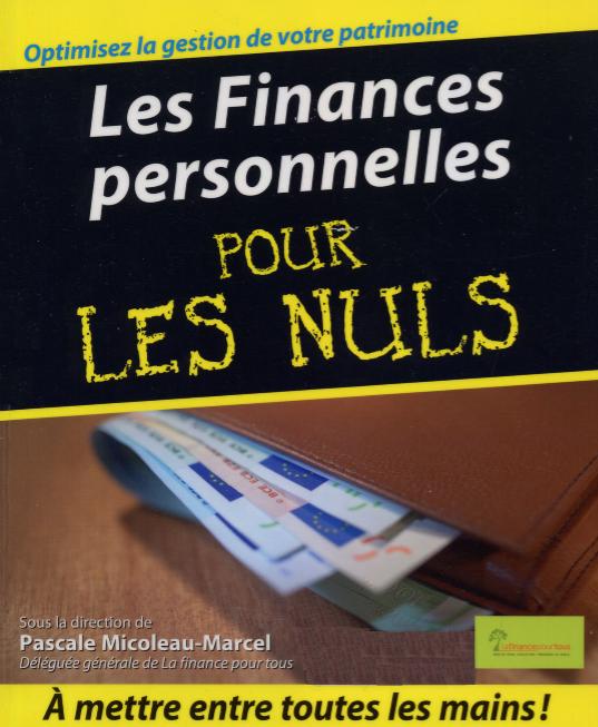 les Finances personnels