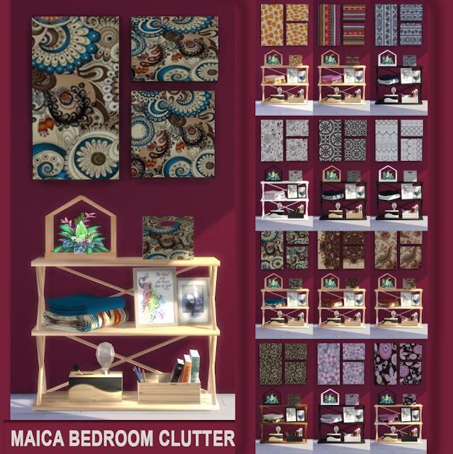 Clutter Dormitorio Maica 8