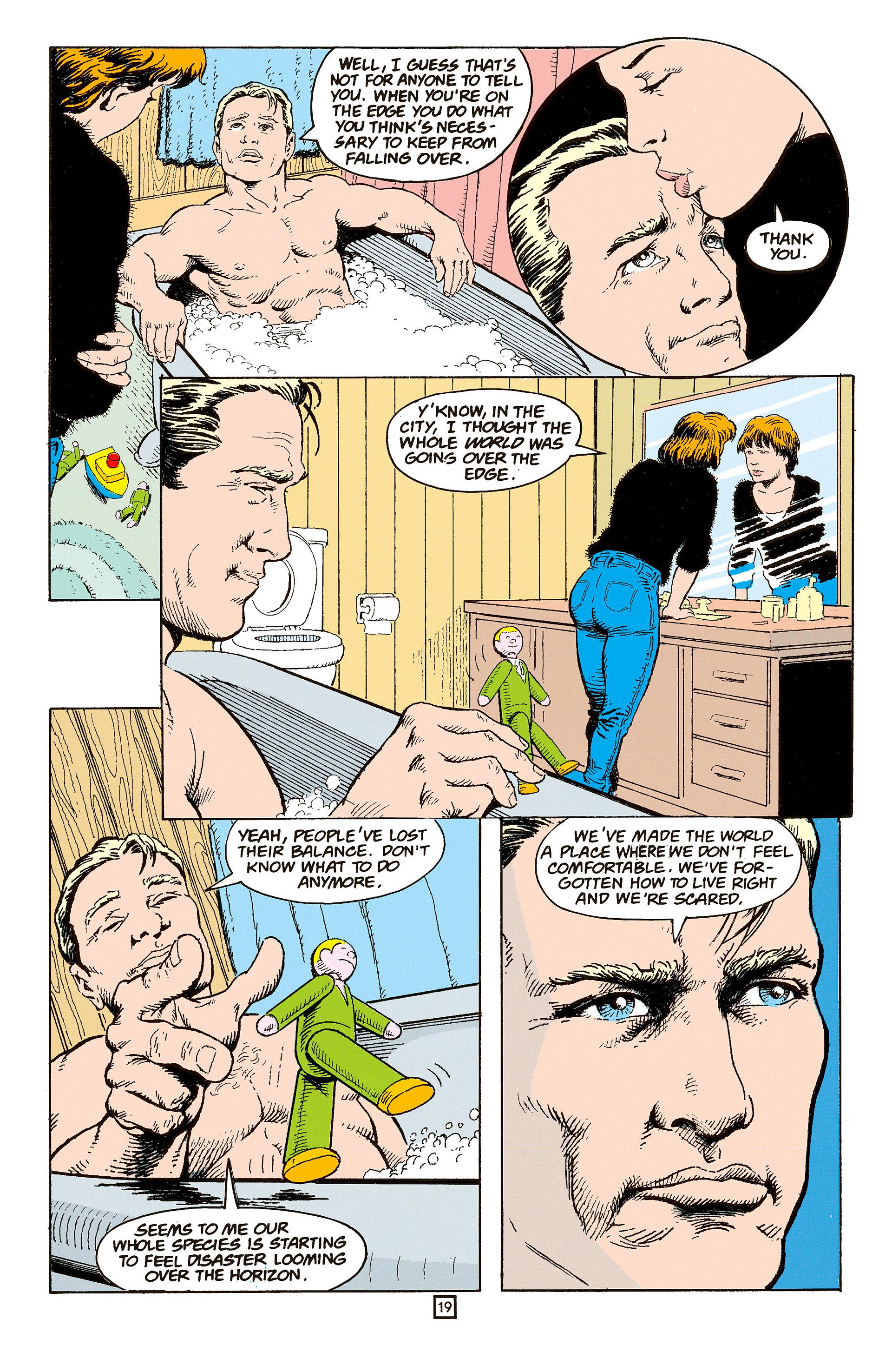 Read online Animal Man (1988) comic -  Issue #60 - 20