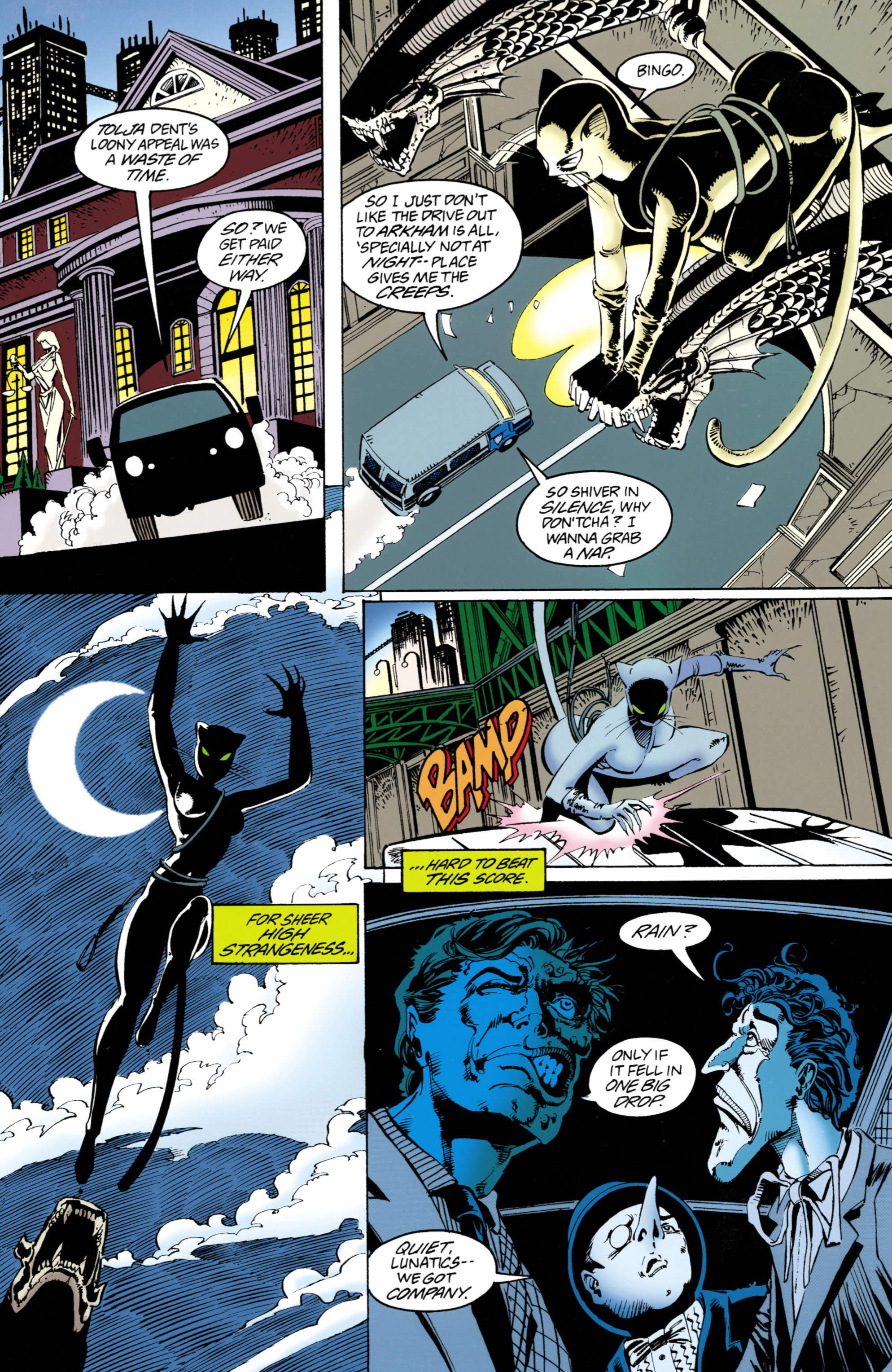 Catwoman (1993) Issue #38 #43 - English 18