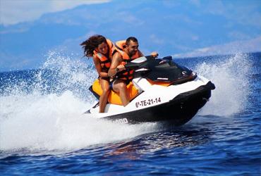 Bali Water Sports Tour | Jet Ski | Sunia Bali Tour