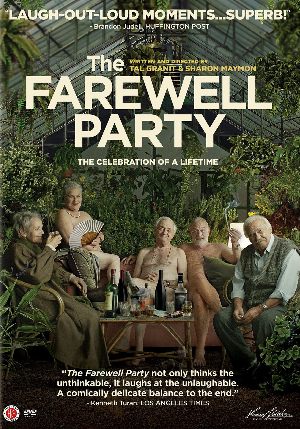 The Farewell Party (2015)