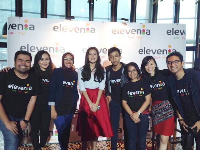 Wow Raisa Menjadi Brand Ambasador Elevenia