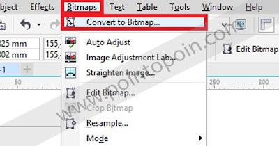 Mengubah Gambar menjadi Format Bitmap