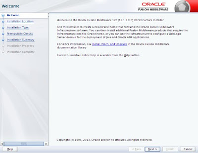WebLogic Server 12cR1, Oracle Database Tutorials and Materials, Oracle Database Guides