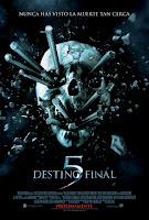 Póster de Destino Final 5