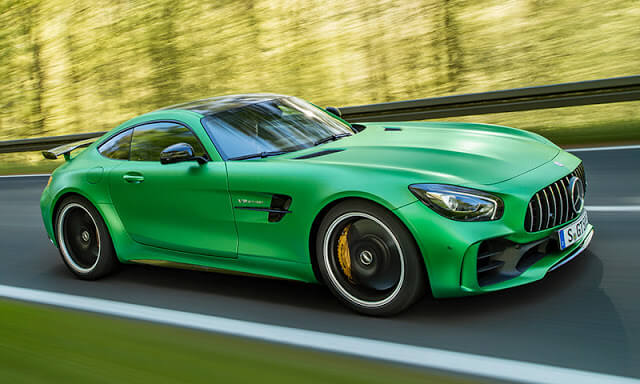 Mercedes AMG GT-R Specifications