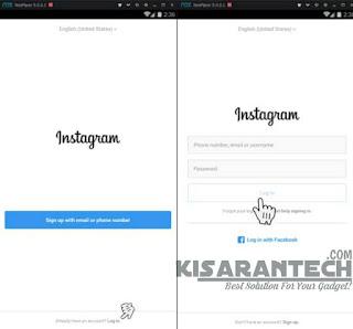 Cara Mengirim DM Instagram Lewat Komputer