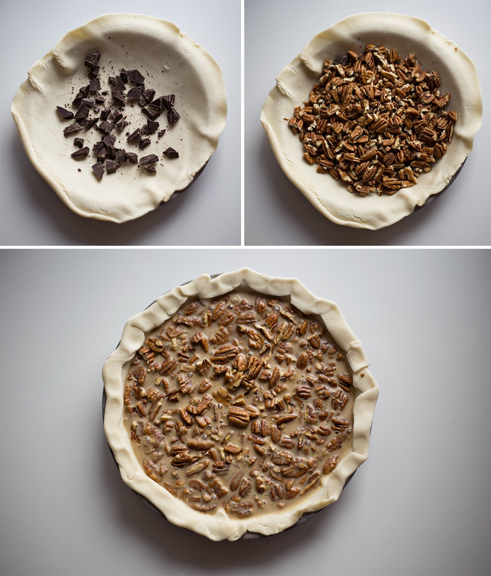 National Chocolate Pecan Pie Day - littleladylittlecity.com