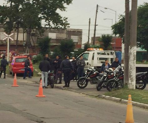Operativos de control vehicular en Lanús