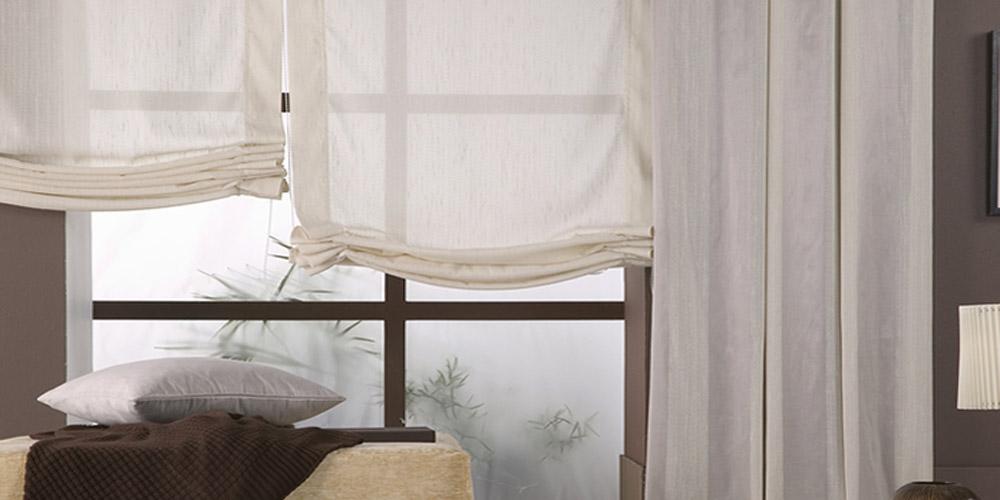 Estores modernos para salon ideas para decorar salas de for Cortinas y estores modernos