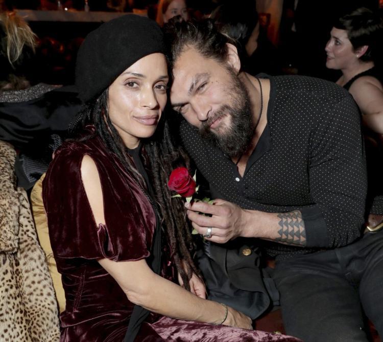 Jason Momoa Wedding: Khabar Site: Jason Momoa And Lisa Bonet Were Officially