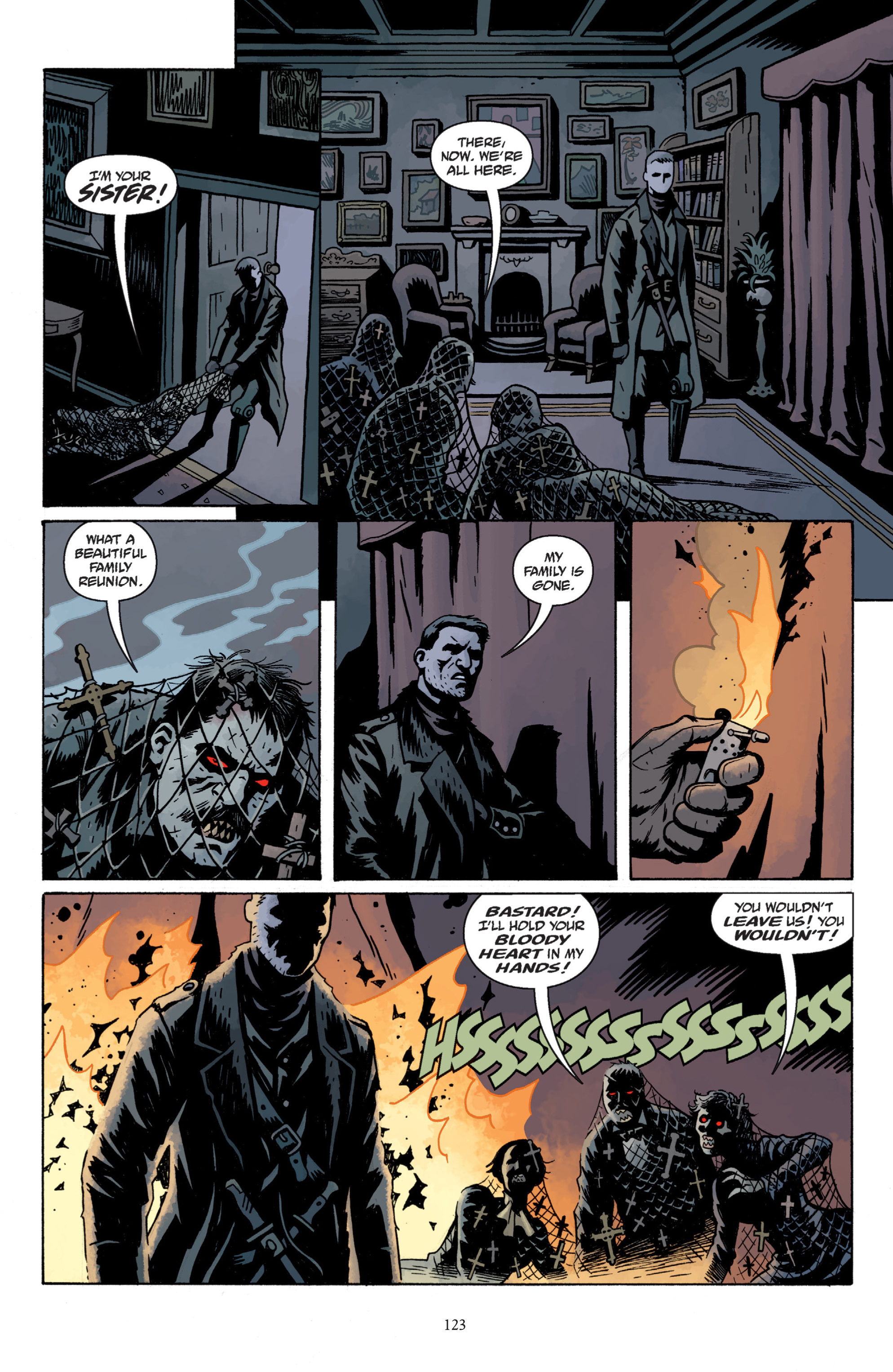 Read online Baltimore: The Plague Ships comic -  Issue # TPB - 122