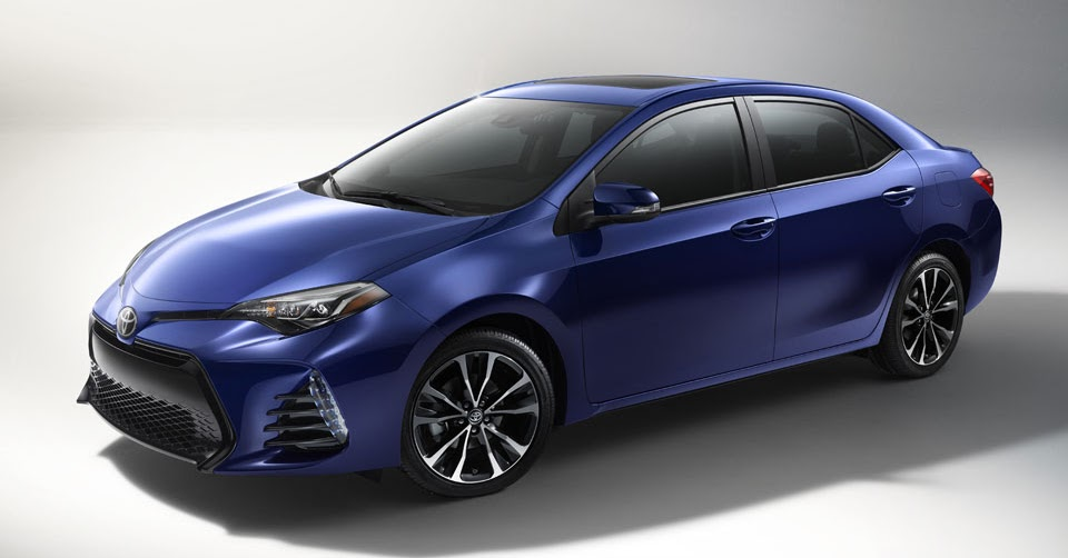 2017 Toyota Corolla Gets Updated Styling Amp Equipment