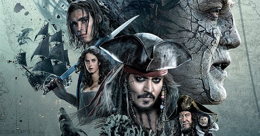 "Crisp Criticism - ""Pirates of the Caribbean: Dead Men Tell No Tales"", ""John Wick: Chapter 2"", ""Baywatch"", ""It's Only the End of the World"""