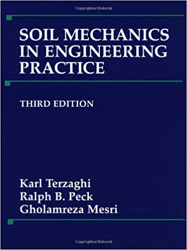 Soil mechanics in engineering practice 3rd edition book for Soil mechanics pdf