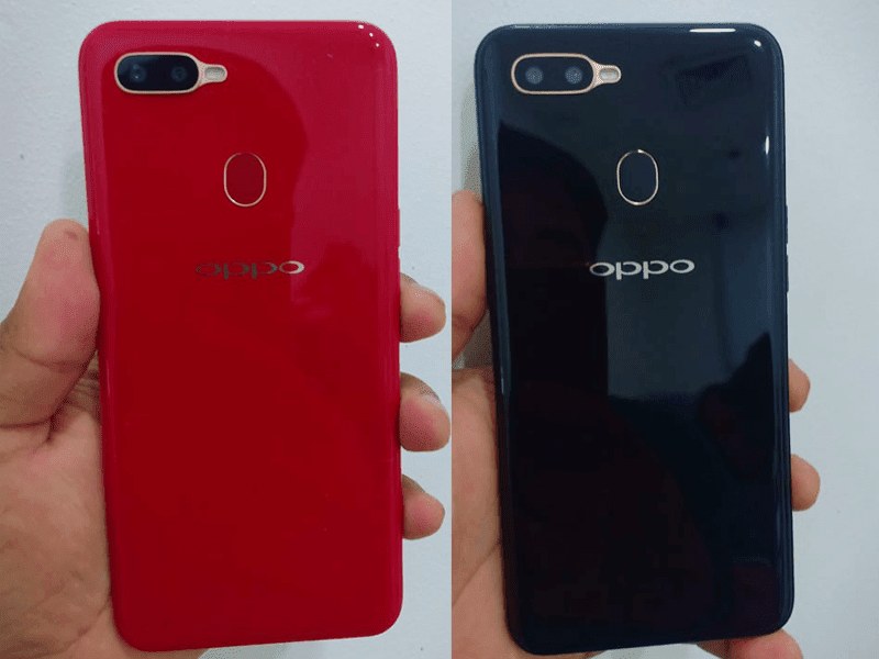 OPPO A3s upgrade