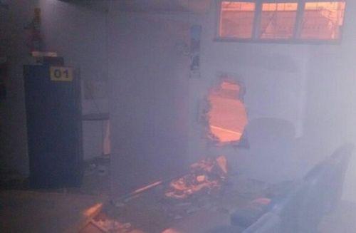Bando explode banco em São João do Jaguaribe