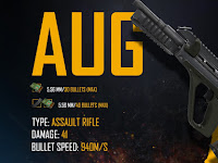 The AUG In PUBGLITE
