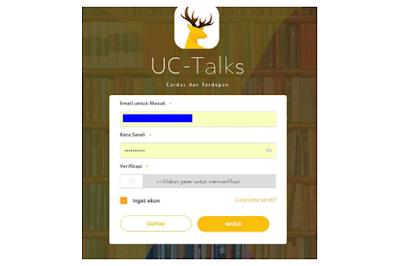Mendapatkan Uang Hanya Menulis di UC News