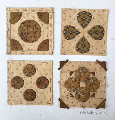 Dear Jane Quilt - Draw 47 - B1, C9, C11, D2