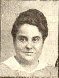 Fotografía de Virginia González Polo publicada en 1918