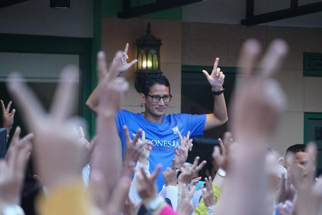 Pengembangan Pasar Rakyat, Sandiaga: Ada Tiga Fokus yang Kami Siapkan