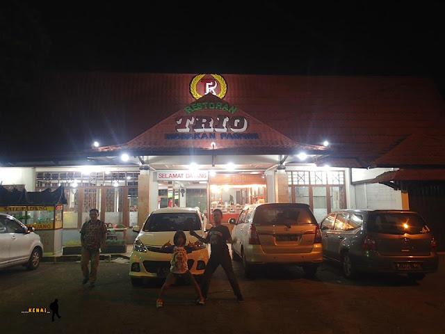 Restoran Trio, Restoran Padang, Bogor