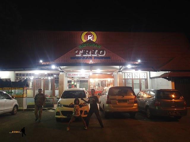 Trio, Restoran Padang yang Sudah Bertahan Berpuluh Tahun di Bogor