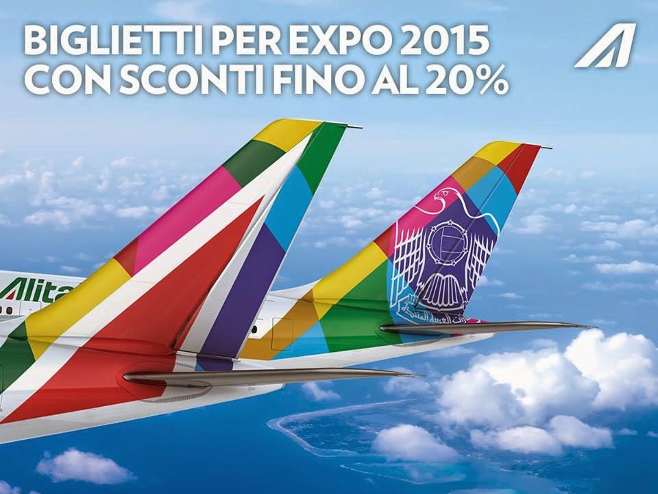 Expo di Milano risparmia sui biglietti