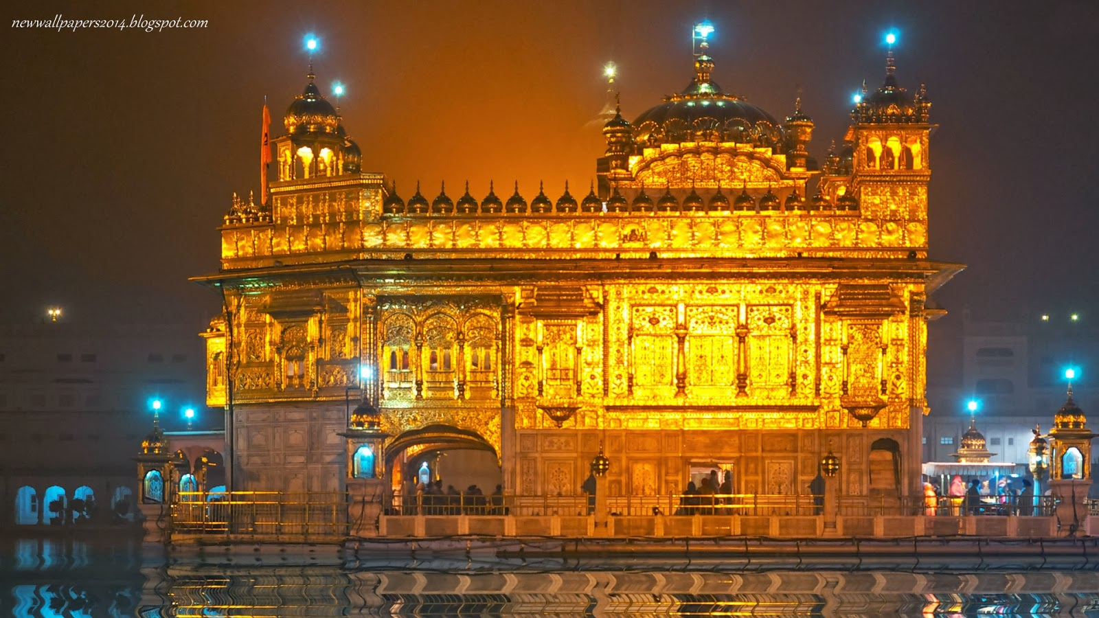 The Golden Temple -The Golden Temple Hd Wallpapers - Hd -3435