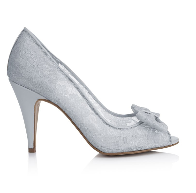 Im genes de zapatos de novia 22 lindas opciones for Zapatos para boda en jardin