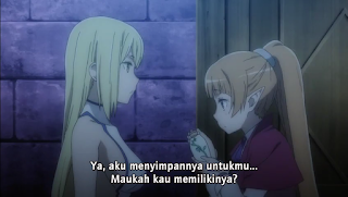 DOWNLOAD DanMachi Gaiden – Sword Oratoria Episode 2 Subtitle Indonesia