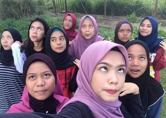 Wajah Lelaki Kacak Yang Menjadi Rebutan Pelajar Perempuan Dalam Video Buli Di Kunak, Sabah