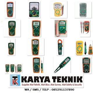 Jual Extech Digital Multimeter Manual Harga Murah