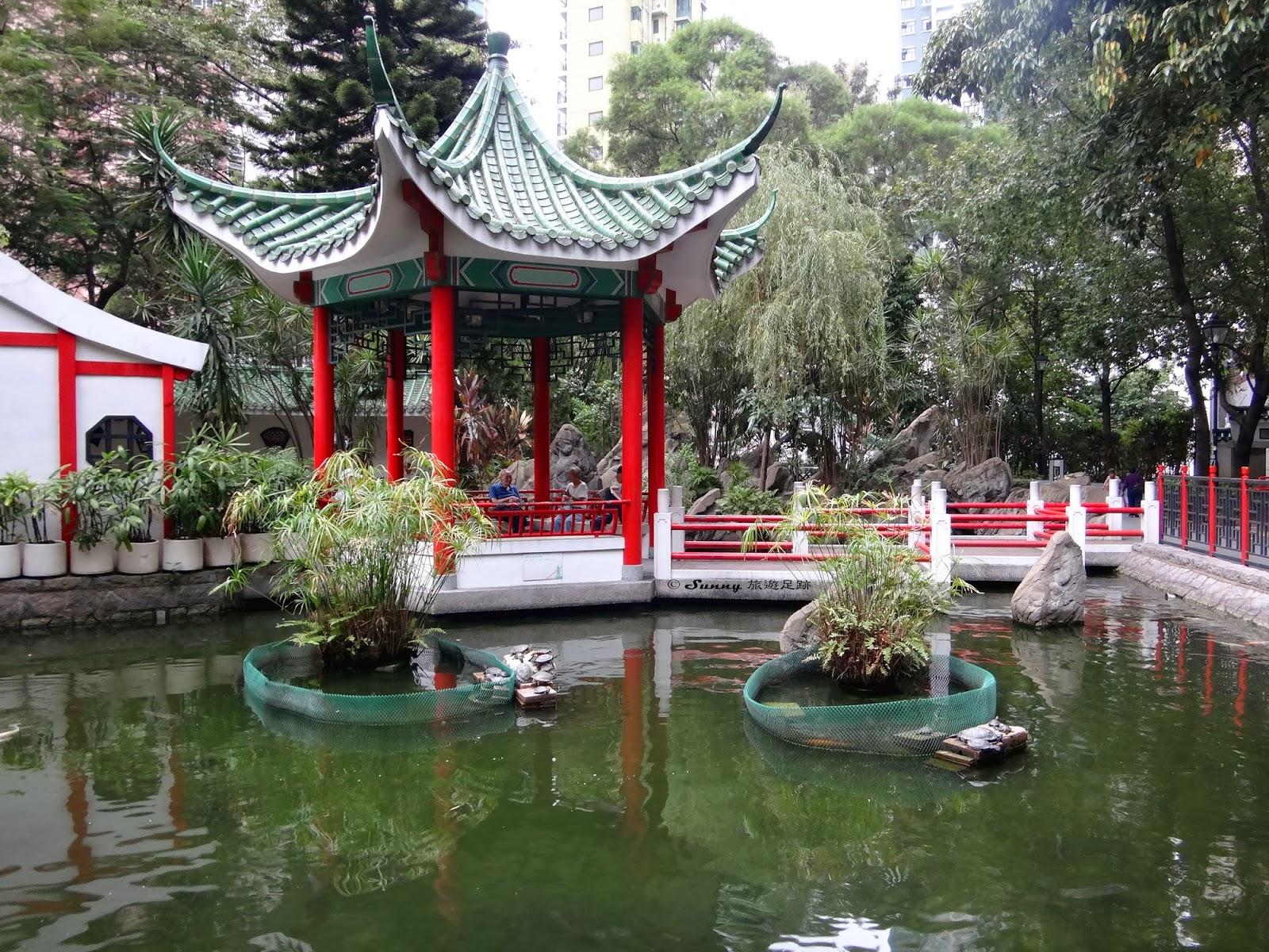 Sunny 旅遊足跡: 尋找香港情懷(香港中上環區漫步遊)