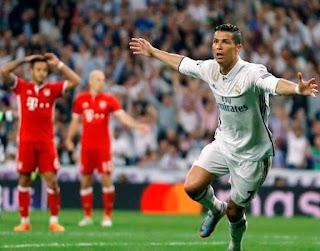 Real Madrid vs Bayern Munich 4-2 All Goals & Highlights Champions League