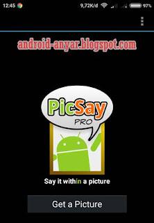Aplikasi edit foto melayang Android