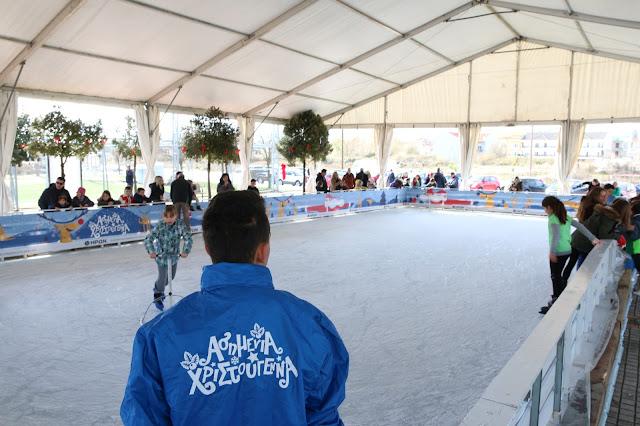 Γιάννενα: Πάρτι… στον πάγο, παραμύθια και πολλές εκπλήξεις στα «Ασημένια Χριστούγεννα»!