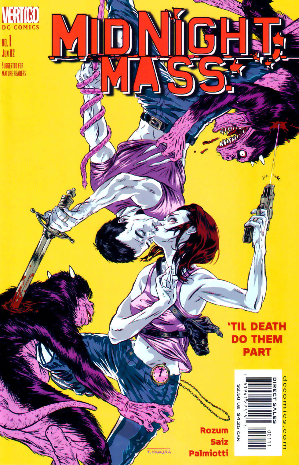 Read online Midnight, Mass comic -  Issue #1 - 1