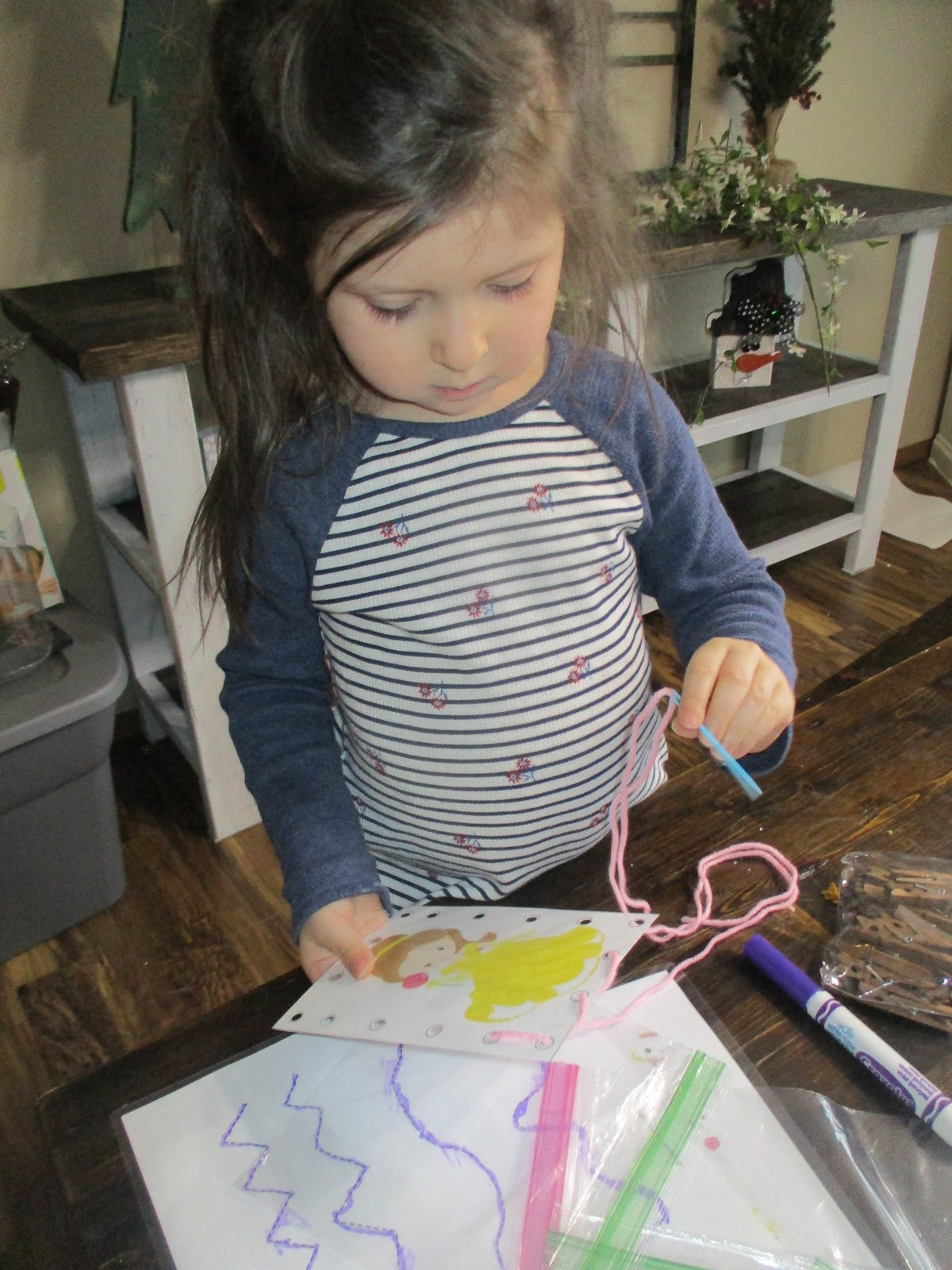 The Cozy Red Cottage Beauty And The Beast Preschool Crafts