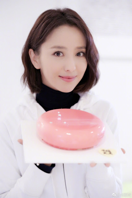 Beautiful Chinese actresses Xinjiang Tong Liya